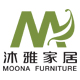 沐雅家居logo