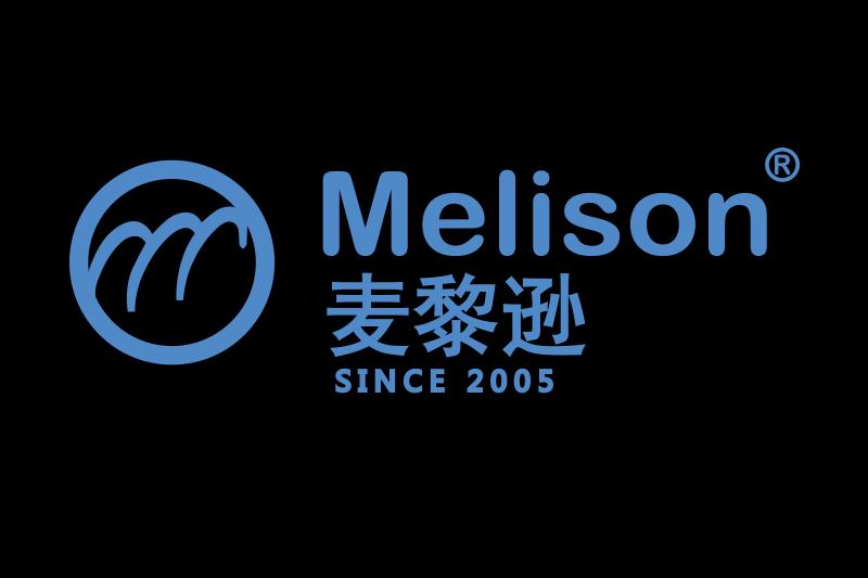 麦黎逊家居(melison)logo