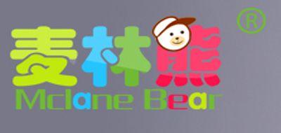 麦林熊logo
