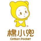 棉小兜母婴logo