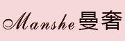 曼奢logo