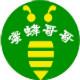 蜜蜂哥哥水果logo