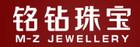 铭钻珠宝logo
