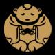 曼弄枫三宝源logo