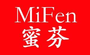 蜜芬logo