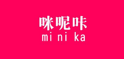咪呢咔logo