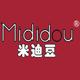 米迪豆母婴logo
