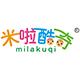 米啦酷奇logo