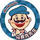 马赛克先生logo