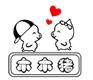 木木猪logo