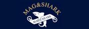 美格鲨鱼logo