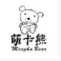 萌卡熊logo