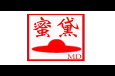 蜜黛logo