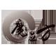 魔立方logo