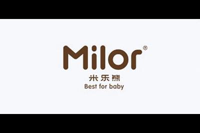 米乐熊logo