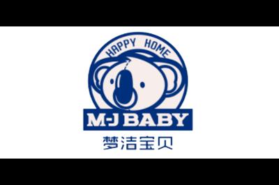 梦洁宝贝logo