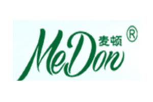 麦顿logo