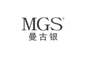 曼古银logo