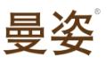 曼姿(MANZI)logo