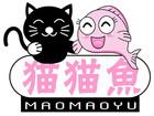 猫猫鱼logo
