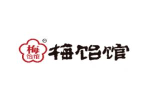 梅饴馆logo