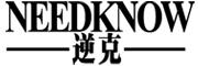 逆克logo