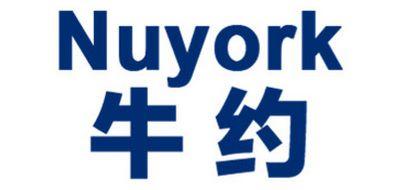 牛约logo