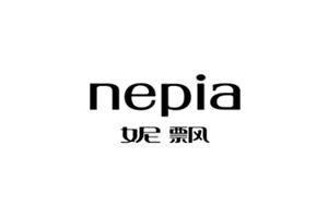 妮飘(nepia)logo