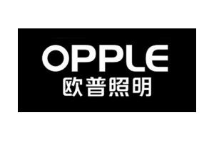 欧普照明logo