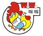 喔喔logo