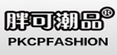 胖可潮品logo