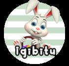 奇比兔logo