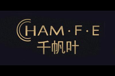 千帆叶logo