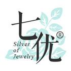 七优饰品logo