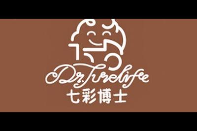 七彩博士logo