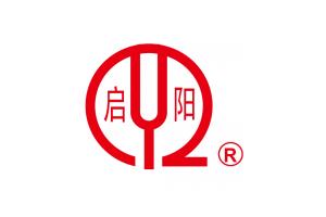 启阳汽车用品logo