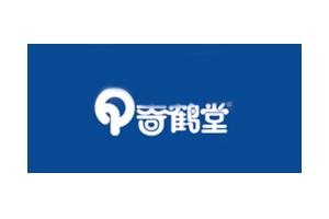 奇鹤堂logo