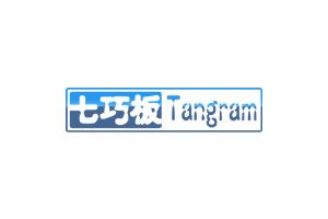七巧板(Tangram)logo