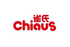 雀氏(Chiaus)logo