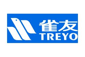 雀友(TREYO)logo
