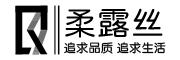 柔露丝logo