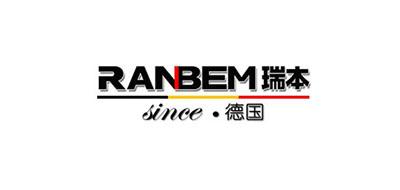 瑞本logo