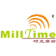 时光磨坊logo