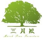 三月松logo