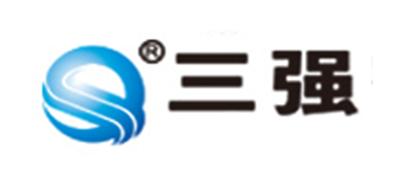 三强logo