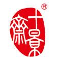 十景斋logo
