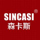 森卡斯logo