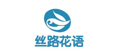 丝路花语logo