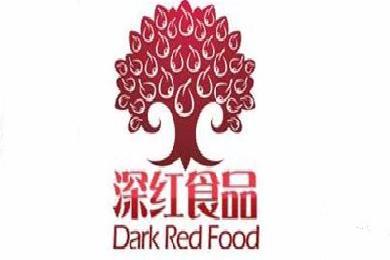 深红logo