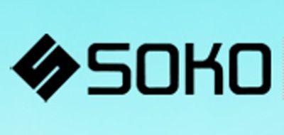 索科logo
